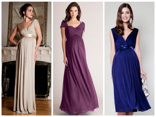 Dresses for pregnant bridesmaids
