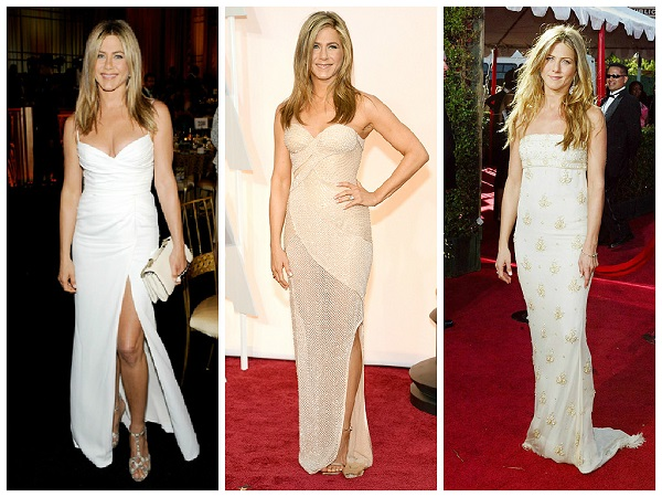 Jennifer Aniston's Wedding Dress Details Revealed