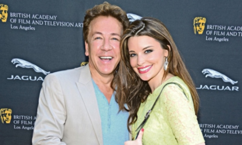 Hollywood Correspondent Ross King weds long-term partner