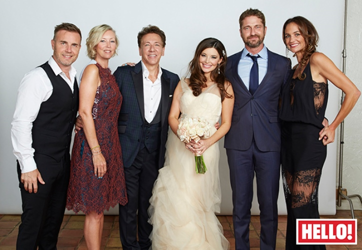 Hollywood Correspondent Ross King weds long-term partner