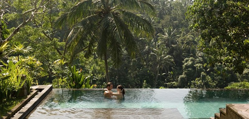 Honeymoon hotel wonders Kamandalu Resort & Spa, Bali 2