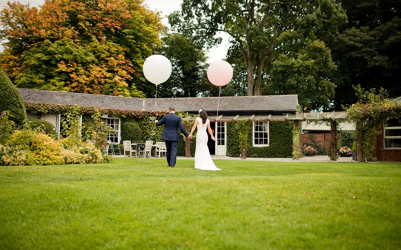 8 Gorgeous Garden Wedding Venues In Ireland