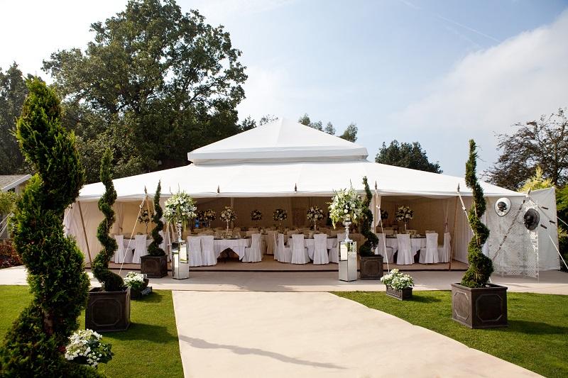 Modern wedding trends - Go green