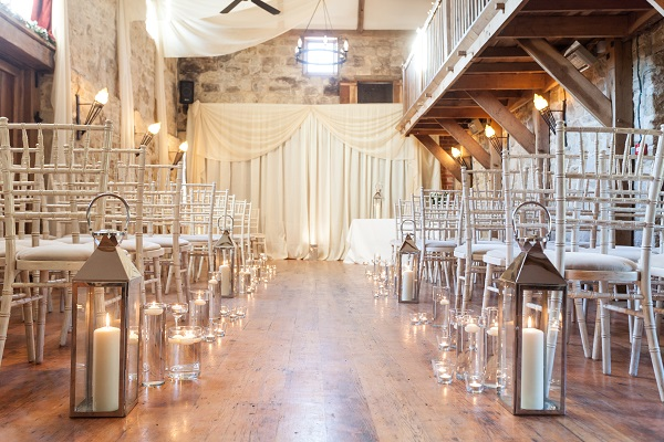 Modern wedding trends - Industrial Chic