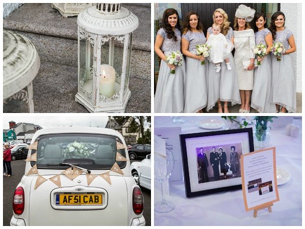 Real Irish Wedding - Catherine Donaghy and Ciaran Mullan