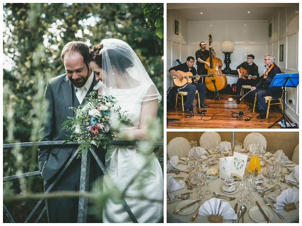 Real Irish Wedding Laura and John Tullylagan Country House Hotel