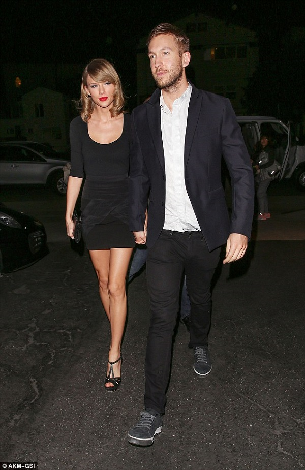 aylor Swift & Calvin Harris