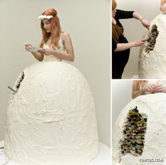 Weird wedding dresses 13