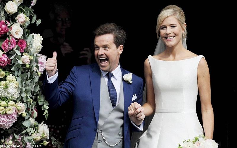 Declan Donnelly Wedding Highlights Wedding Journal