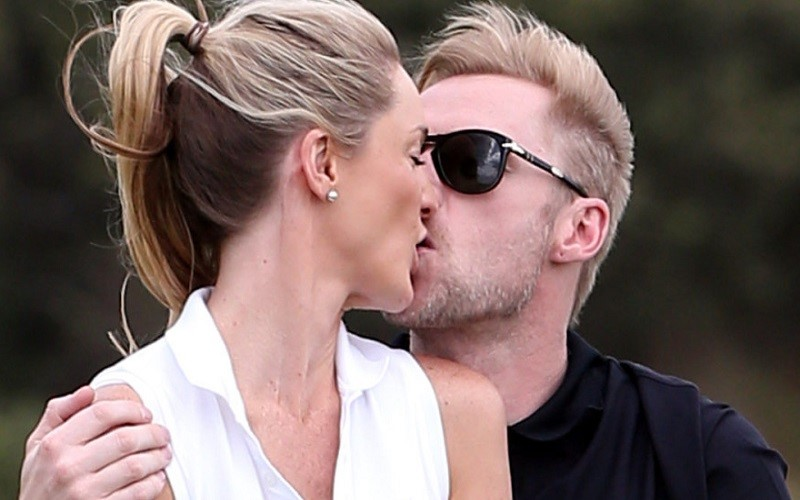 Ronan Keating And Storm Uechtritzs Wedding Day