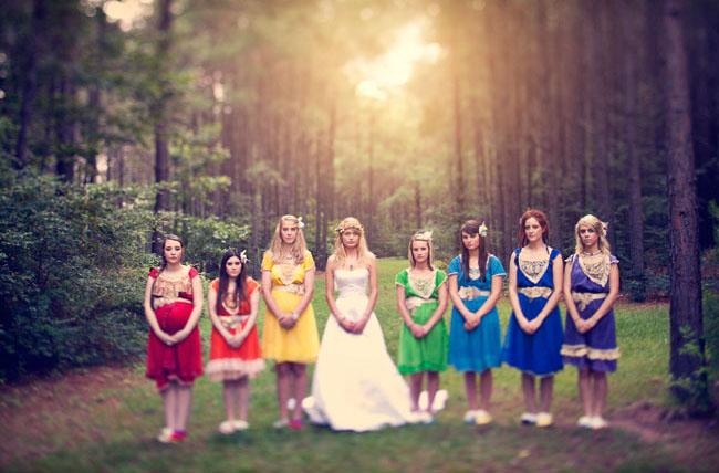 rainbow-wedding- Greenweddingshoes.com