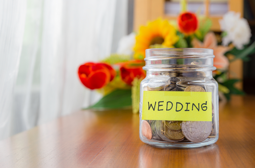 who pays for what at a wedding