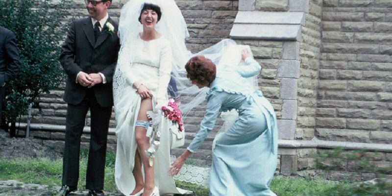 Couple finally see their lost wedding photos 43 years later
