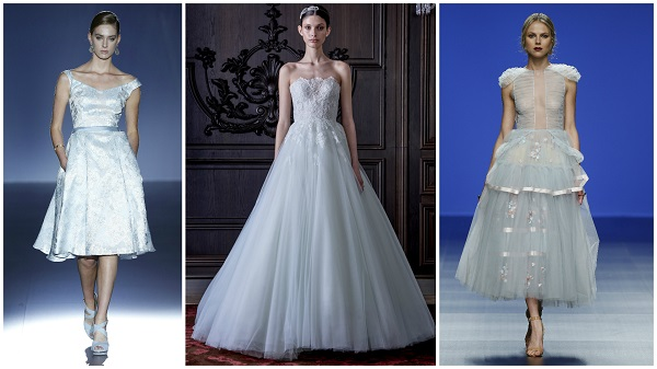 Traditional girl? 8 ways to add something blue to your wedding
