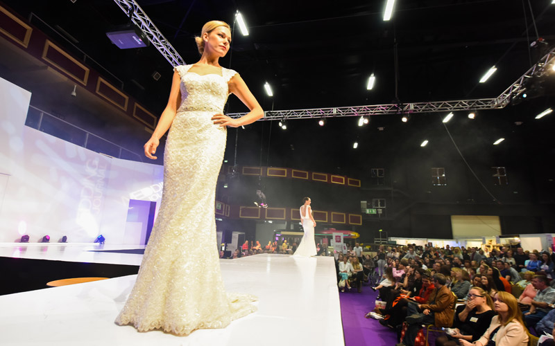 Dublin Wedding Journal Show busier than ever