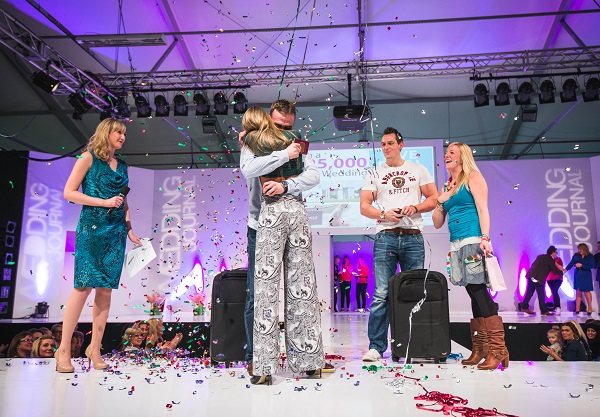 win a £25,000 wedding at The Wedding Journal Show