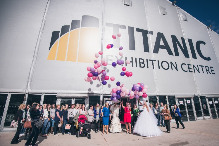 wedding journal show belfast 2015