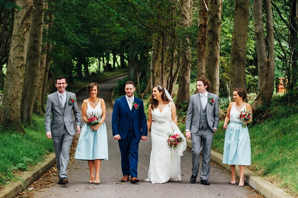 Real Irish Wedding – Laura Behan and Johnny