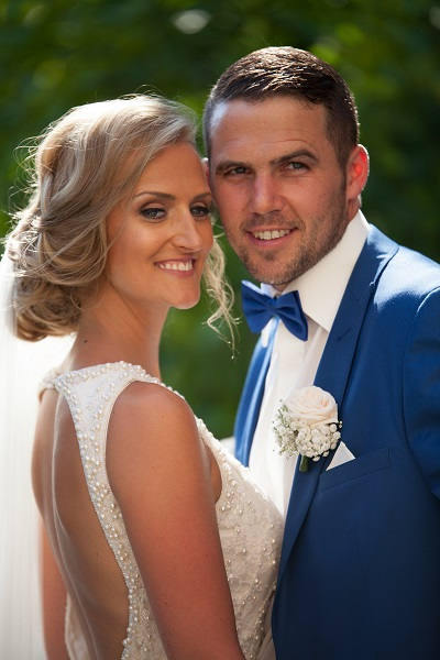 Real Irish Wedding - Sonia Lennon and Stuart Mullen