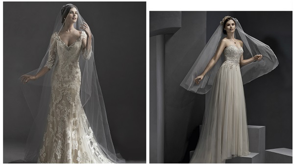 Top bridal trends for 2016 – from Harrogate Bridal Show
