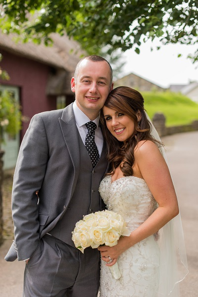 Real Irish Wedding - Zoe McDowell and Stephen McCallum
