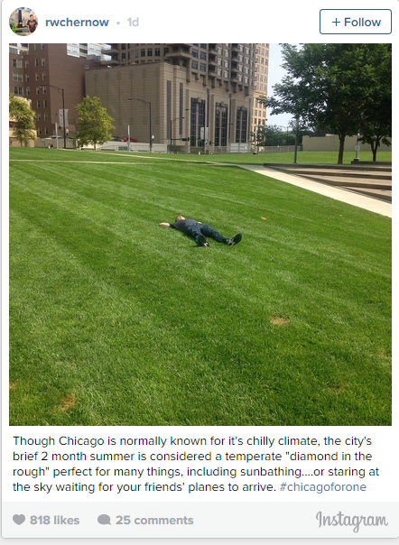 #chicagoforone 5
