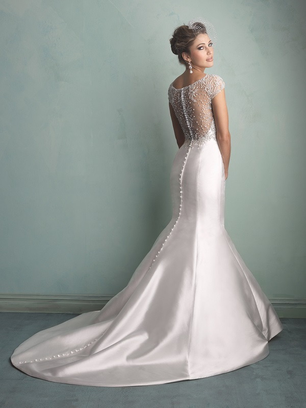 illusion wedding dress (5)