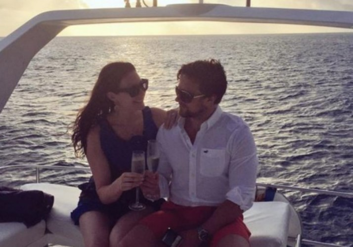 lisa cannon honeymoon