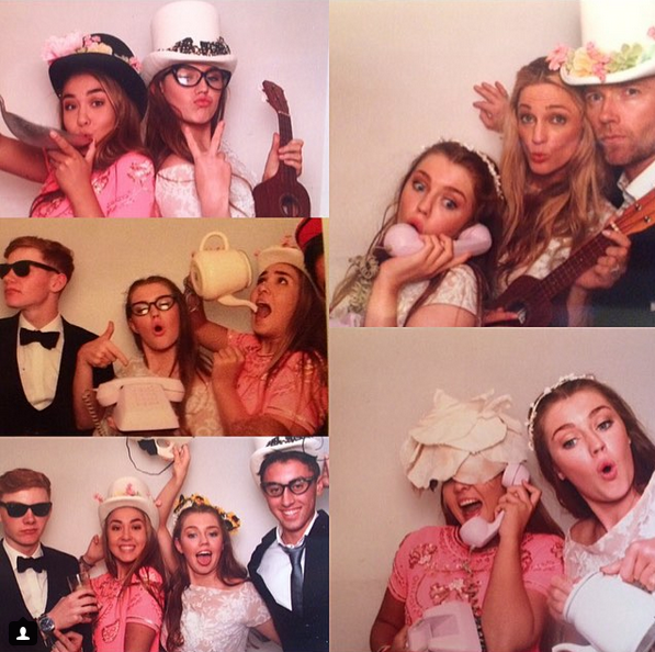 Wedding photo booths – what are the options?