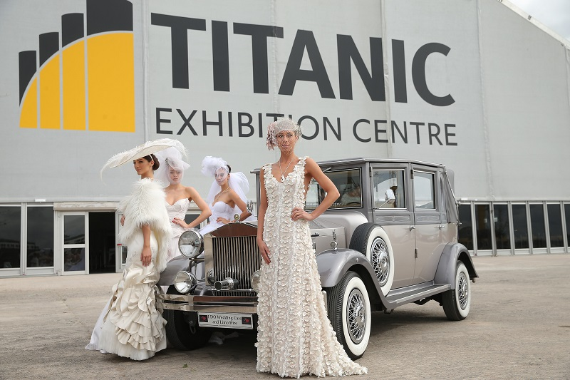 wedding journal show at the Titanic Exhibition Centre (3)