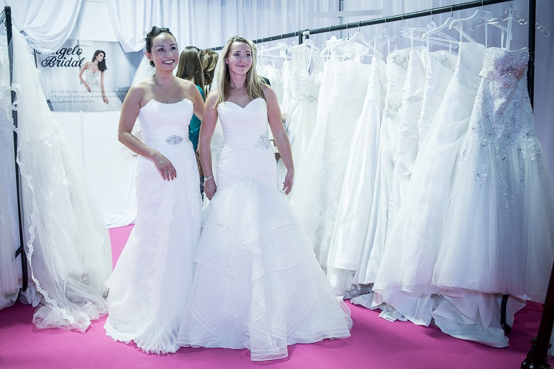 Bridal Boulevard at the Wedding Journal Show (3)