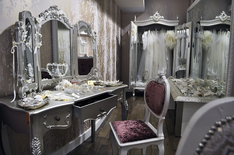 Bridal Rooms at McElhinneys Ballybofey