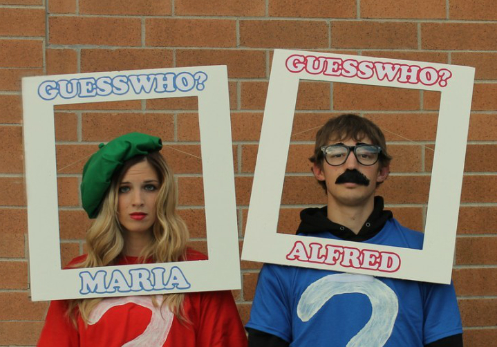 Halloween costumes for couples 16