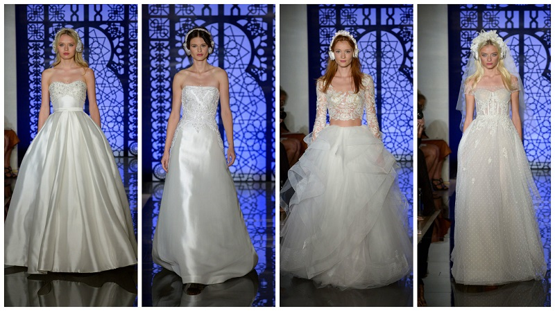 Reem Acra New York Bridal Week 2