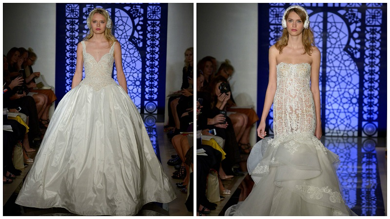 Reem Acra New York Bridal Week 2016
