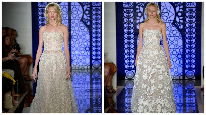 Reem Acra New York Bridal Week 3