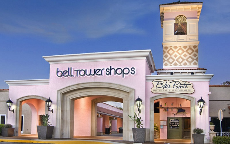 bell tower shops
