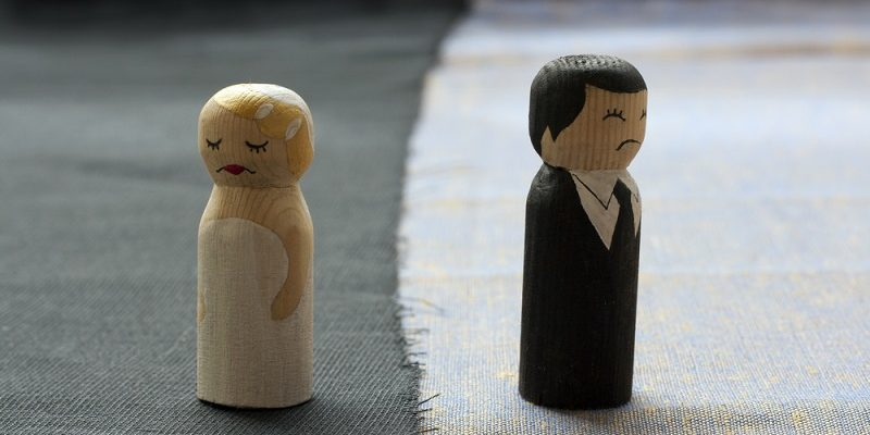 signs your marriage could end in divorce