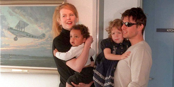 Tom Cruise & Nicole Kidman banned from daughter's wedding