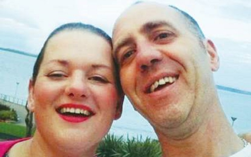 Terminally-ill man from Northern Ireland gets dream wedding