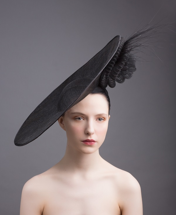 Wedding Hat Trends Disc