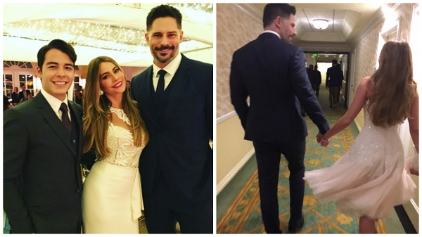 Sofia Vergara and Joe Manganiello are married!