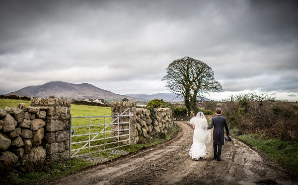 Real Irish Wedding - Laura Beck & Neil McKnight