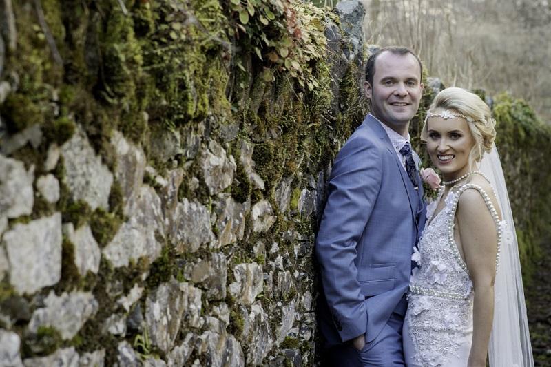 37ce0d4204 Real Irish Wedding - Yvonne Duffy   Colin Mc Nicholas