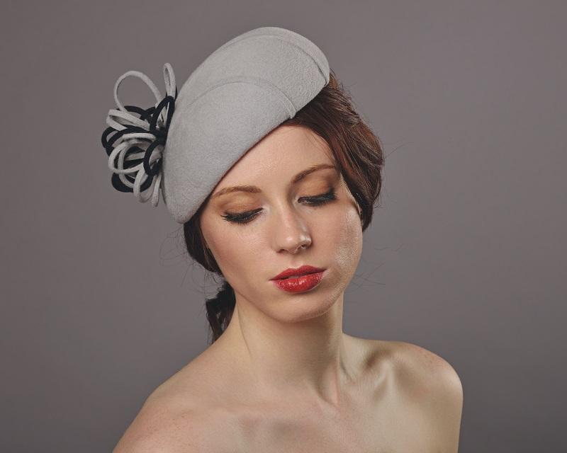 Wedding hat trends - felt 2