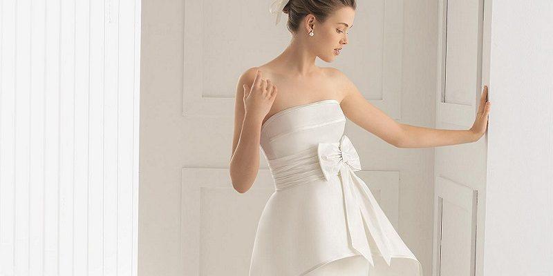 Top Peplum Wedding Dresses To Suit Your Shape