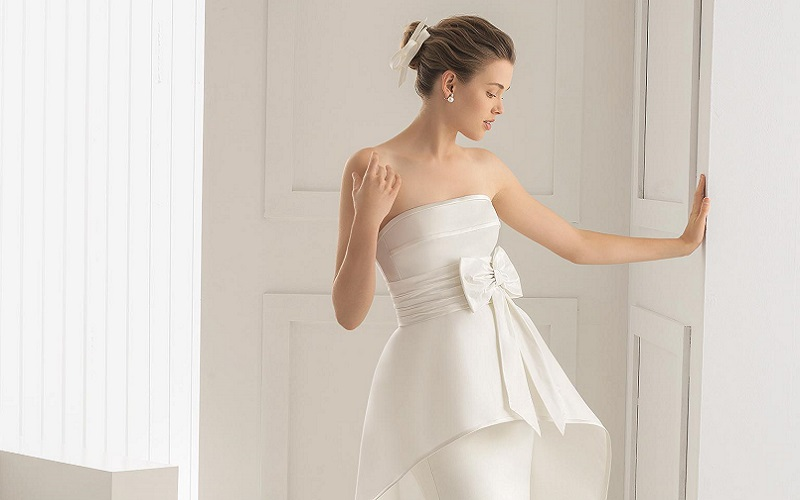 We are massive fans of the flattering peplum silhouette here at WJ and we've rounded up the top ten 2016 peplum wedding dress styles to suit your shape