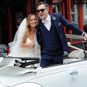 Real Irish Wedding - Ciara O'Halloran & Chris O'Neill