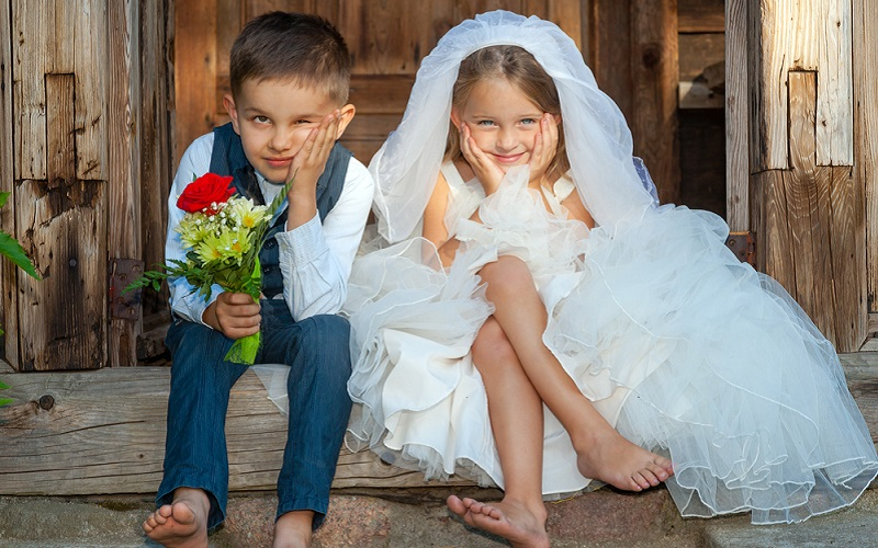 to make your wedding venue a child friendly zone