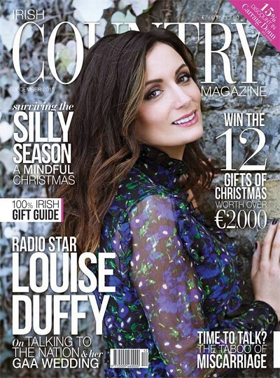 Irish star Louise Duffy reveals wedding plans